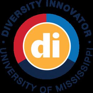 Diversity Innovator Crest - Gold center